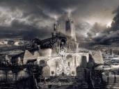 Altar Shadows 2012 (digital photomontage)